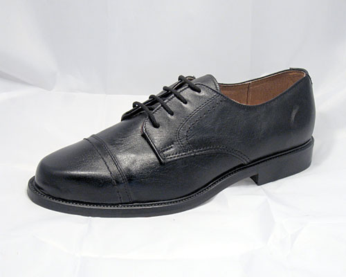 MD44 - Mens Leather Sole Dress Shoe